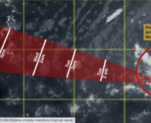 BMS closely monitors tropical wave